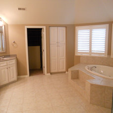 Traditional Bathroom by Rearranged For Change
