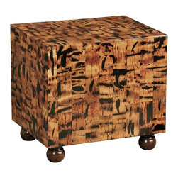 Ambella Home - New Ambella Home Accent Cube Tiger - Product Details