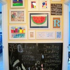 Kid's Art Gallery Wall ~ The Reveal