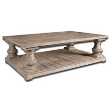 Transitional Coffee Tables by Illuminations