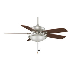 """Fanimation - Fanimation Edgewood 52"""" Traditional Ceiling Fan - Decorative Series X-NS016FT - The Edgewood, tradition, quality, design, and now Energy Star rated. With its clean lines, traditional look and unmatched functionality, this fan is a smart, energy saving addition to your home."""