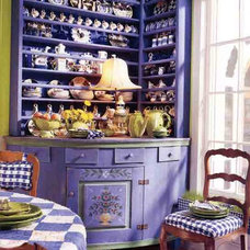 Traditional Kitchen Cabinets by Artfirm / Laidlaw Art