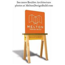 Contemporary  by Melton Design Build