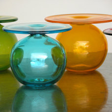 Contemporary Vases by Lyons Glass