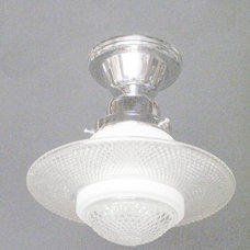 Traditional Flush-mount Ceiling Lighting by Vintagelights com