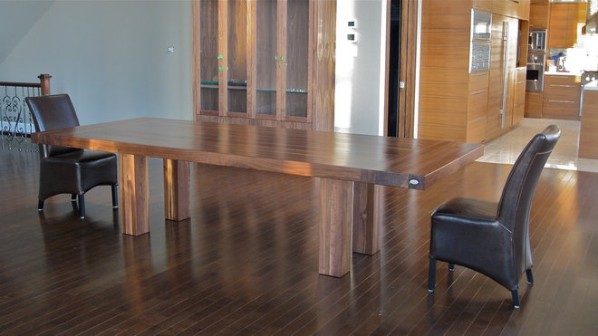 Contemporary Dining Tables by Signature Stéphane Dion