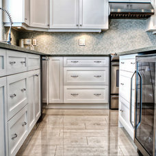 Contemporary Kitchen by nuHaus homes ltd