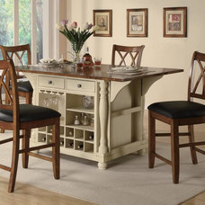 Contemporary Kitchen Islands And Kitchen Carts by Sister Furniture