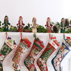 Traditional Holiday Decorations by Horchow