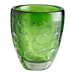 Cyan Design - Cyan Design 05371 Small Brin Vase - Cyan Design 05371 Small Brin Vase