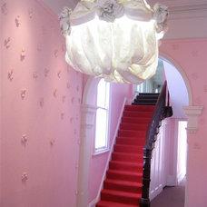 Contemporary Staircase by Scott Weston Architecture Design PL