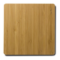 Bambu - Bambu Undercut Bamboo Cutting Board - When you think about what could be lurking beneath the surface of your Cutting board, it's downright scary! If your Cutting board is made of plastic, there may be toxic chemicals like BPA and phthalates included in the material.
