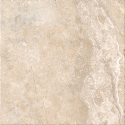 Relic - Beige - 16x16 - All brilliant designs begin around a modest
