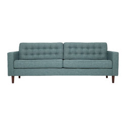 Reverie Sofa, Key Largo Teal