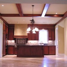 Traditional Kitchen by Greenway Renovations and Custom Homes