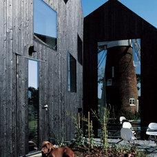 Mill keeper's cottage has modern twist