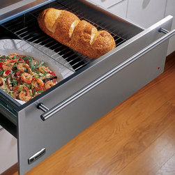 GE Monogram Warming Drawer - A Monogram warming drawer is as essential to cooking and entertaining as good food and friends. You can even use it to proof bread!