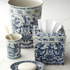 The Enchanted Home: Random musings and a blue and white giveaway!
