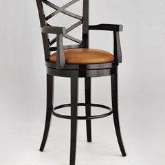 contemporary bar stools and counter stools by Jan Showers