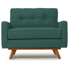 modern armchairs by Thrive Home Furnishings