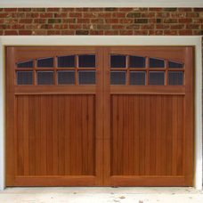 Traditional Garage Doors And Openers by nicksbuilding.com