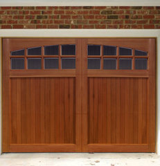 traditional garage doors by nicksbuilding.com