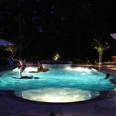 Mediterranean Pool by SPLASH pool design by Brian T. Stratton