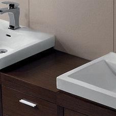 Contemporary Bathroom Sinks by Lav•ish - The Bath Gallery
