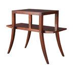 Apollo Side Table - Baker Furniture -