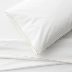 Belo Yellow Twin Sheet Set