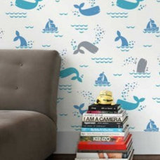 Eclectic Wallpaper by fawn&forest
