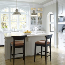 Transitional Kitchen by Florida Builder Appliances