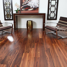 Contemporary Hardwood Flooring by CheaperFloors