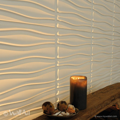 Modern Wall Panels by MyWallArt 3d wall panels