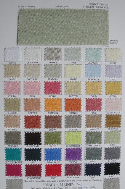Traditional Fabric by Grayline Fabrics
