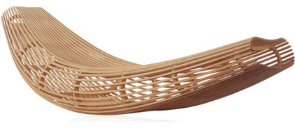 Modern Indoor Chaise Lounge Chairs by hive