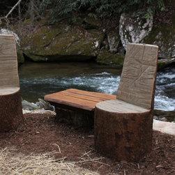 Kingfisher Run- A Retreat on the River - P. Carlson