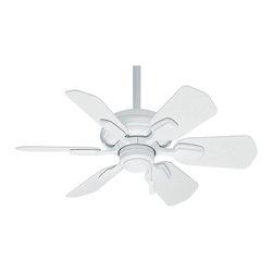 """Casablanca Fan - Casablanca Fan 59523 Wailea Snow White 31"""" Ceiling Fan - Casablanca Fan 59523 Wailea Snow White 31"""" Ceiling Fan"""