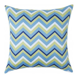 "Jennifer Taylor Home - Pillow, Plaza  22"" x 22"" - Plaza Pillow"