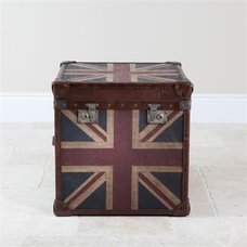 Contemporary Decorative Trunks by French Country Furniture