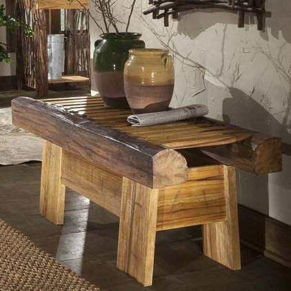 Traditional Indoor Benches by Hayneedle