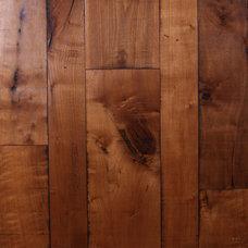 Traditional Hardwood Flooring by Warren Christopher Fine Floor Coverings