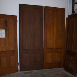 Solid Chestnut Doors - Only one left!