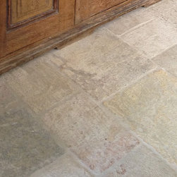 Kronos Stone Traditional Floor Tiles - Product: Kronos Antique Stone Floors