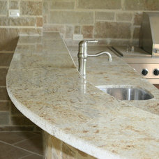 Traditional Kitchen Countertops by Max Marble & Granite, Inc.