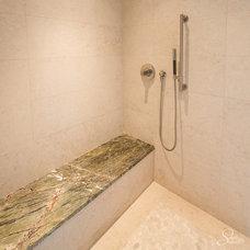 Traditional Bathroom by International Granite & Marble- Atlanta