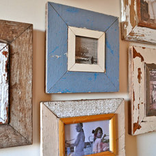 Eclectic Picture Frames by Julia Pockett