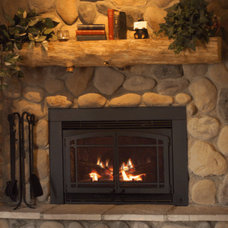 Indoor Fireplaces by CJ's Home Decor & Fireplaces