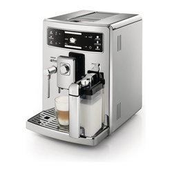 Saeco Xelsis Digital ID Super Automatic Espresso Machine