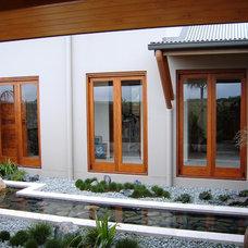 Modern Windows by Allkind Joinery & Glass Pty Ltd